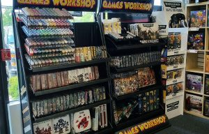 Games Workshop and Warhammer 40k in Nashua, New Hampshire