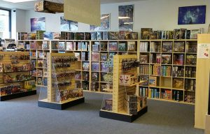 Board Games and Euro Games in Nashua, New Hampshire