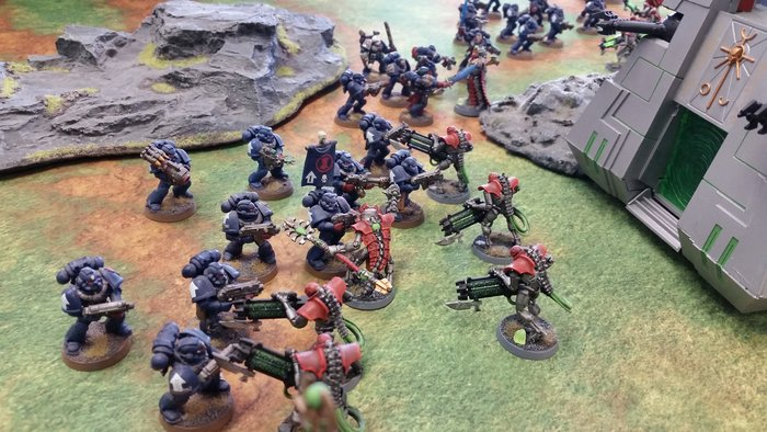 Warhammer 40k in Nashua, New Hampshire